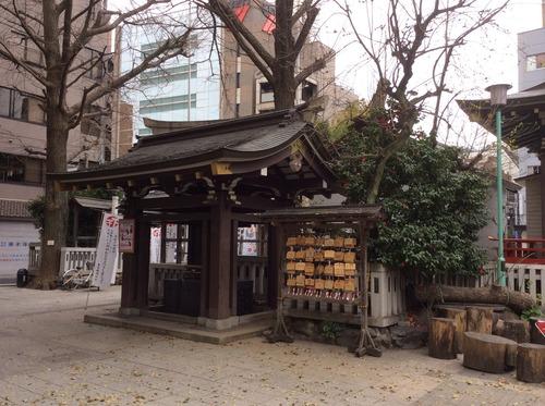 鳥越神社完成5