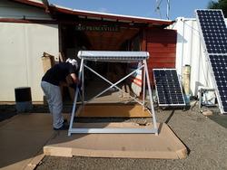 赤塚展示場のソーラーシステム更新5