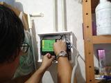 独立型ソーラーシステム設置21