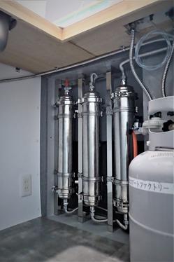 当社の浄水システム
