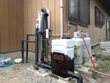 常総市向け浄水装置設置5