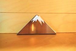 富士山のナプキンスタンド