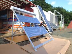 赤塚展示場のソーラーシステム更新12
