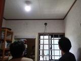 独立型ソーラーシステム設置18