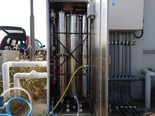 霞ヶ浦の浄水装置2
