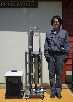 常総市向け浄水装置2