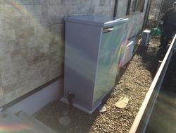 浄水装置アップグレード工事4