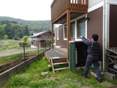 T様邸HC浄水装置②