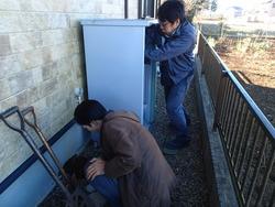 浄水装置アップグレード7