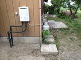 常総市向け浄水装置設置3
