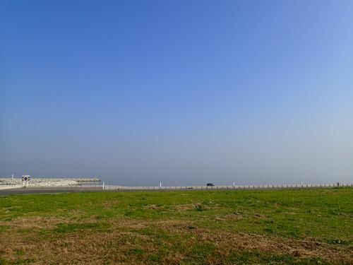 霞ヶ浦の浄水装置