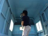 内部の塗装6