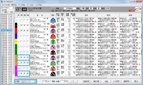 20170911水沢10R
