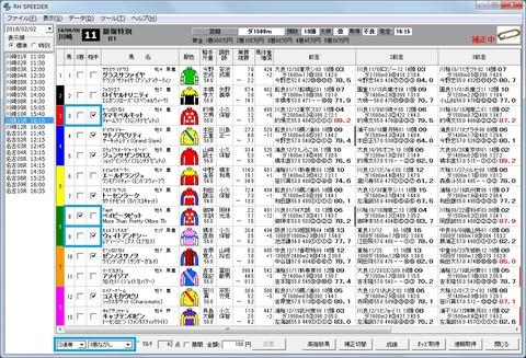 20180202川崎11R