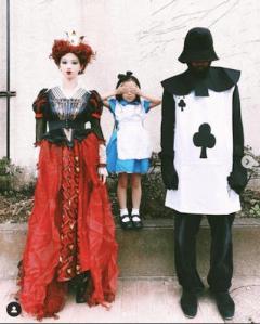 鈴木えみ、家族でのハロウィン仮装が大反響「半端ないクオリティ!」