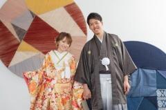 紺野あさ美、夫と和装2ショットで過去の加工写真がぶり返される