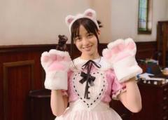 橋本環奈(20)ネコ耳メイド姿に悶絶!「破壊力ヤバすぎる」