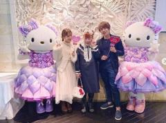 辻希美、キティちゃん&デザイナー山口氏との写真が不評だったワケ