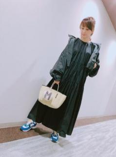 渡辺美奈代、本日のファッション公開にまたも厳しい声「胸に違和感?」