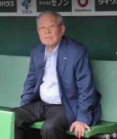 野村克也さんが死去 先月25日にシダックスOB会に参加