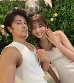 武田真治が結婚 お相手は22歳下のモデル・静まなみ