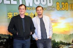 タランティーノ監督 会見で「この日本映画のDVD探してます」