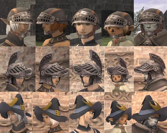 モグ祭り頭装備画像