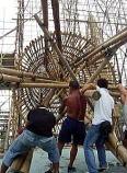 竹の足場8