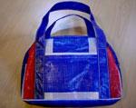 紅白藍膠袋