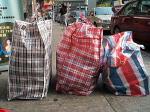 中国人バッグと・・・2