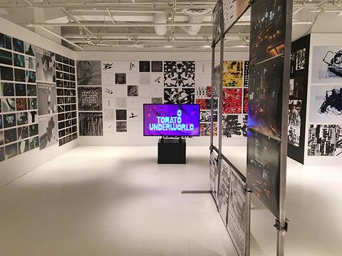 Tomato・プロジェクト・グラフィックデザイン・展覧会3