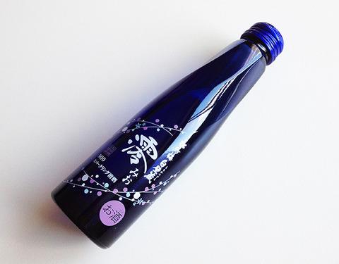 松竹梅白壁蔵『澪』のボトルパッケージデザイン