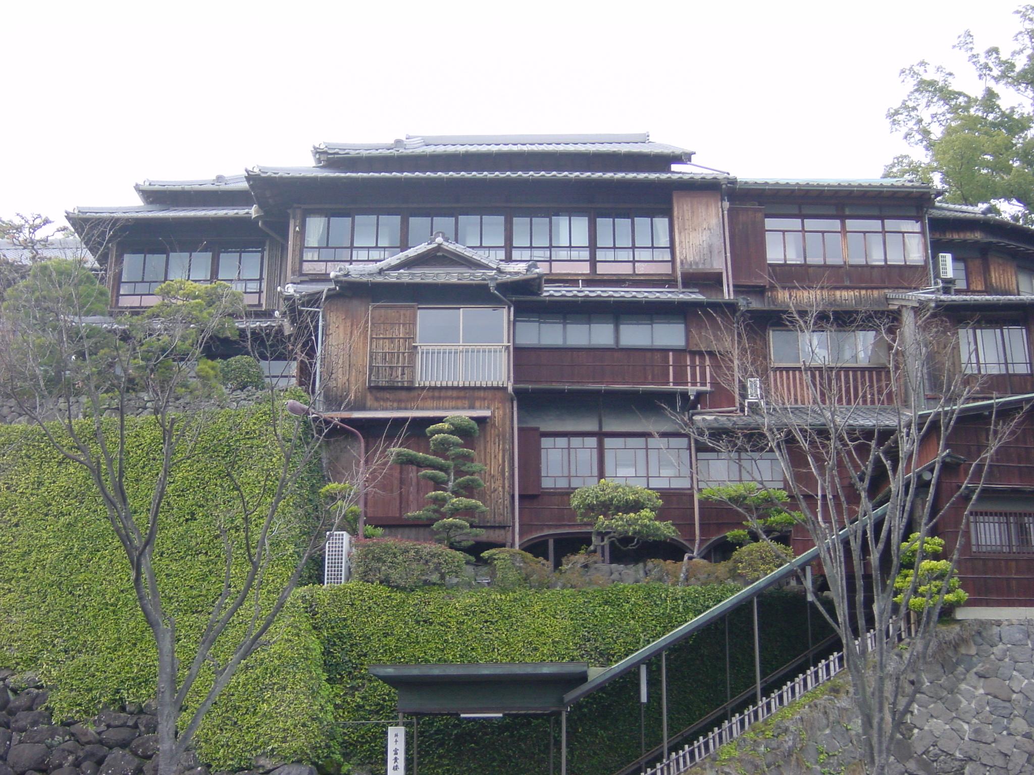 水カメ緑クマ:長崎県~歩いてダムその4~
