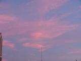 バンコクの空。
