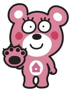 アイーナちゃん(ピンク)