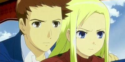 アリソンとリリア