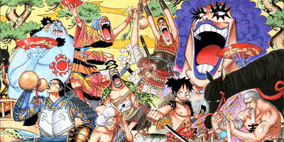 One Piece ワンピース インペルダウン編 422~458話