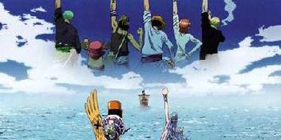 One Piece ワンピース アラバスタ編、TVオリジナル編 93~143話