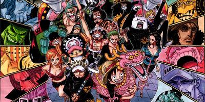One Piece ワンピース ドレスローザ編