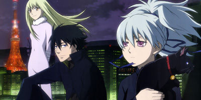 DARKER THAN BLACK -黒の契約者-