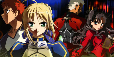Fate/stay night (フェイト ステイナイト)
