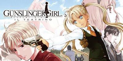 GUNSLINGER GIRL IL TEATRINO