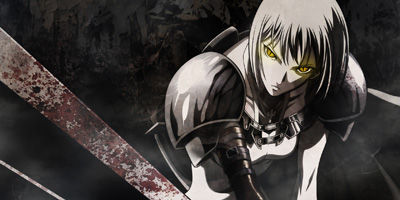 CLAYMORE -クレイモア-
