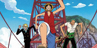 One Piece ワンピース 脱出!海軍要塞&フォクシー海賊団編 196~228話