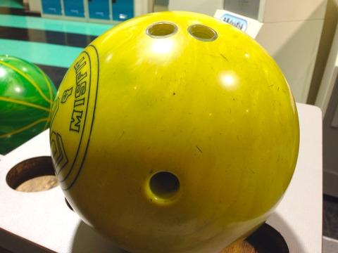 ボール ①