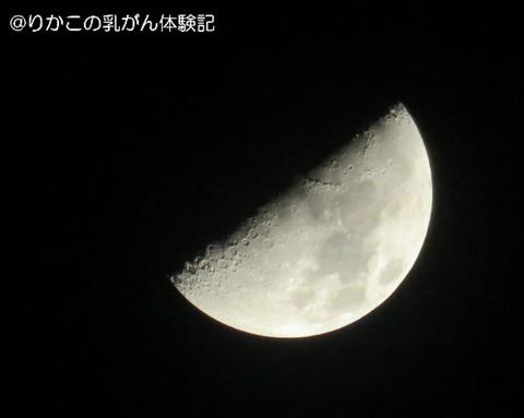 2019/01/14 上弦の月 ③