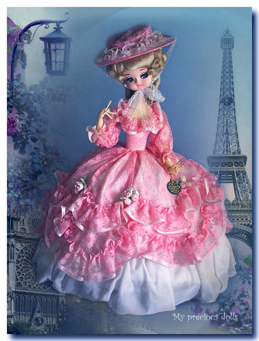 pinkposedoll