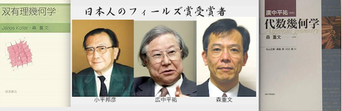 祝!フィールズ賞を受賞 森重文 京都大学数理解析研究所教授700