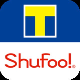 Shufoo!アプリ Tポイント s