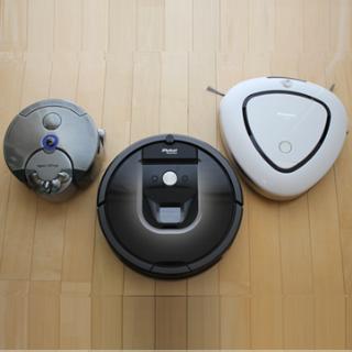 アイロボット とパナソニック  とダイソン